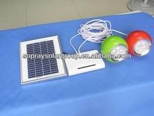2015 best price solar lighting kit solar power with usb led light for home