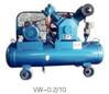 (1Mpa&2.2kW)80L Portable oil free piston air compressor(0.2m3/min) copper wire&mature technology