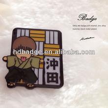 cheap animation style name enamel pin badges