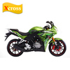 Top quality 250CC Racing Motorcycle with invert shock and front dual disk brake