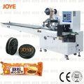 Multi- funcional travesseiro pão máquina de embalagem para cream sandwich cookie jy-300