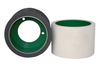 6 inch rubber roll for rice huller / adhesive roller for corn sheller