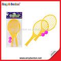 2014 kid promocional bebé juguetes de plástico raqueta de tenis