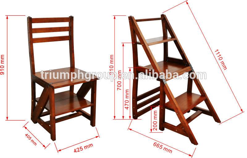 Трансформер стул стремянка