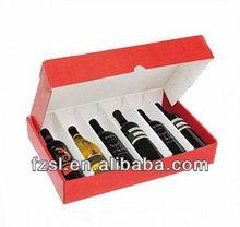 LPWB001 wine paper packaging box