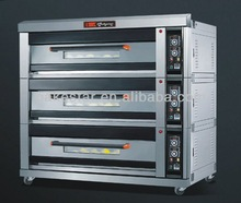 bread deck oven/bread factory equipment