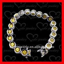 2012 925 sterling silver bracelet