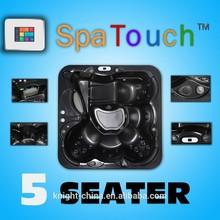 2014 Innovative Technology Outdoor SPA/Hot Tub Contessa with Touchpanel & MicroSilk & Bluetooth Music &Worldwide WiFi App Module