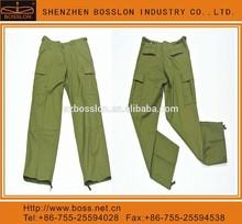 Military Army Uniform Khaki Color Military Pants