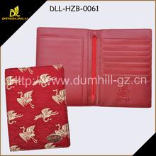 Traditional style passport holder