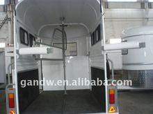 New sofa pads 2Horse Camping float Racing horse trailer