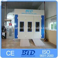 BTD Spray Booth(CE, spray booth professional manufacturer)
