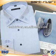 HJDS 100% Cotton Business Mens Shirts