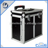 MLD-TC08 High quality fashion design flight trolley case make up travel aluminum cosmetics box bags