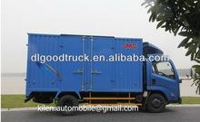 cheap cargo van truck 4x2