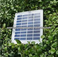 2015 low price 1w mono solar panel small solar panel