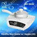 Nv-501c digitale a casa uso riscaldamento cera attrezzature