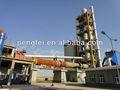 300-6000 tpd de proceso seco de cemento nuevo de plantas llave en mano