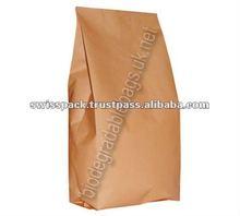 Kraft Paper Bakery packaging Bag