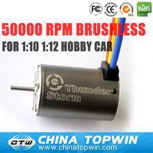 Orage 540 voiture haute vitesse micro hobby moteur brushless