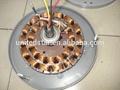 cobre e alumimun motor elétrico para ventilador de teto