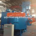 mesa de rotación de la máquina de granallado de la máquina de fundición