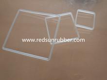 custom square silicone seals