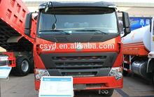 SINOTRUK HOWO A7 dump truck/tipper