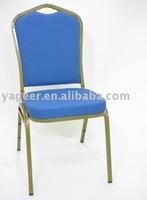 Stackable Hotel Steel Chair