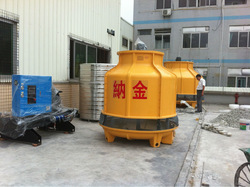industrial water cooling tower