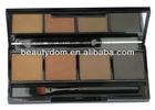 Hot, 4 color Eyebrow powder palette, High Quality