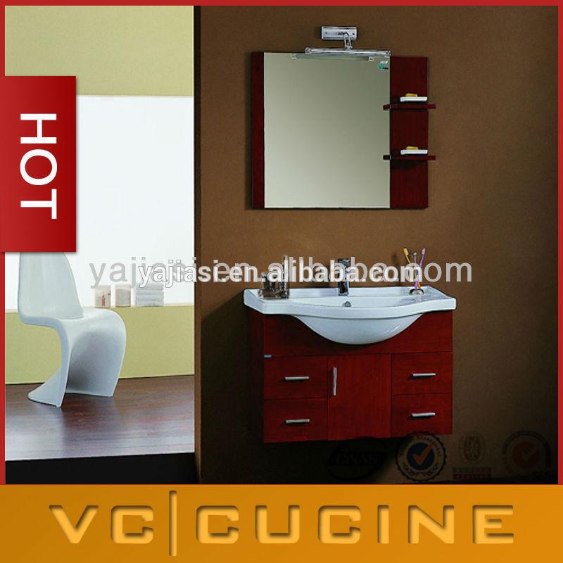 moderno cuarto de baño armarios de espejo