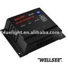 DC12/24V/36V 6/10/15A CE RoHS Solar storable battery controller