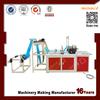 Sheeting plastic Bag Making Machine,shopping bag making machine,t-shirt bag making machine