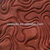 velboa knitted pile fabric