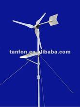 High power 300w 400w 600w wind generator/turbine/windmill/system 3/5 Bladwind power generator wind PV hybrid street light system