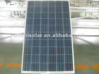 polycrystalline silicon made solar panel module 230w