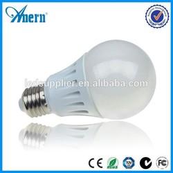 High Brightness E27 5w Led Light Price List With CE RoHS