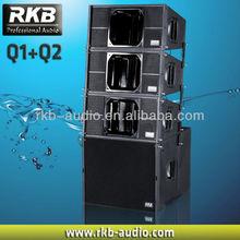 Q1+Q2- Best Quality Line Array Sound Systems Speaker
