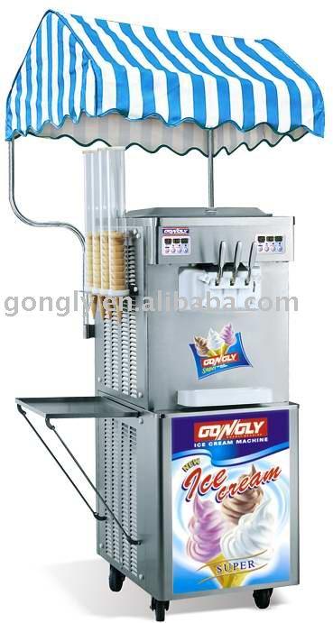 mini soft serve machine