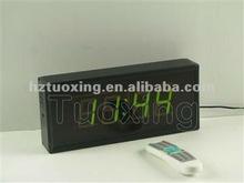 2.3 inch 4 digit led count up timer