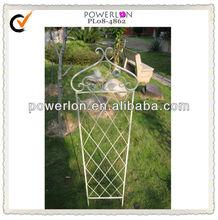Garden decorative metal fence