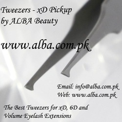 Professional Eyelash Extension Tweezers in Different Styles and Many Exciting Colors/ New Volume Eyelash Extension Tweezers