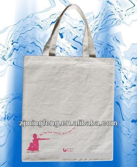 2015 fashion high quality organic cotton bags wholesale