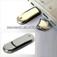Promotinal metal usb flash memory disk 2gb with low price