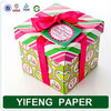 Made in China GuangZhou Factory Small Full Color Logo Printed Custom Paper Box
