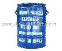 Antimony Potassium Tartrate(USP 24)(99.0% -103%)