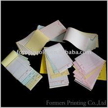 Restaurant Book Check Book Docket Paper