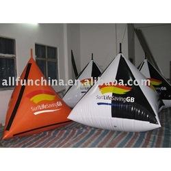 swim event inflatable buoy