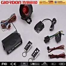 Hoping code one way car alarm system G686H-II